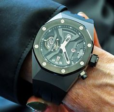 Audemars Piguet Royal Oak Tourbillon Concept