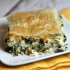 Green Spinach Pie