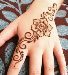 Unique Mehndi Design Mehndi henna designs are always searchable by. - Unique Mehndi Design Mehndi henna designs are always searchable by Pakistani women an - Henna Designs For Kids, Henna Flower Designs, Finger Henna Designs, Mehndi Designs For Beginners, Unique Mehndi Designs, Mehndi Designs For Fingers, Mehndi Design Images, Kids Mehndi Design, Henna Kids