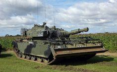 The Churchill AVRE Hobart's Top 9 Special Tanks of World War II