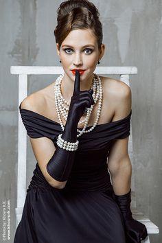 Masquerade, Evening Gowns, Opera, Backless, Gloves, Glamour, Elegant, Black, Dresses