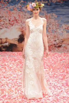 Claire Pettibone Wedding Dress - Fall 2013   Bridal Runway Shows   Wedding Dresses and Style   Brides.com   Brides