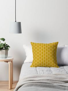 Mustard yellow cushion, Mustard yellow decor, Mid century cushion, Yellow geometric cushion, Yellow home decor, Mustard cushion, Cushions by ShadowbrightDesigns on Etsy https://www.etsy.com/uk/listing/567223827/mustard-yellow-cushion-mustard-yellow
