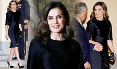 Queen Letizia of Spain channels femme fatale looks after family feud with Queen Sofia – Brief News