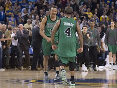 Scrappy C's came out to play against Warriors; stop streak at 54