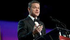 Oscars 2016: Matt Damon Honored