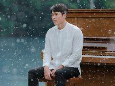 Hyun Bin, North Korea, My Crush, Korean Actors, Landing, Kdrama, Chef Jackets, Musicals, Crushes