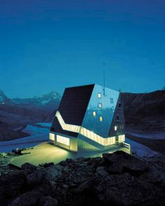 Monterosa Hütte
