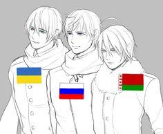 Nyo Ukraine, Russia and Nyo Belarus