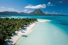 Découvrez le classement des 10 îles où l'on trouve les plus belles plages de la planète
