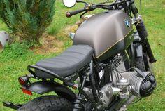 Dirt Tracker - Nice Power baut Custombikes Scrambler Bobber Caferacer