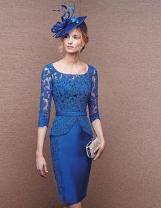 vestido-corto-azul