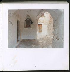 PRIME WHITE  .mediterranean white (luigi ghirri, viaggio dentro un antico labirinto, 1991)