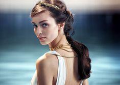 Luma Grothe model _Paco Rabanne in Paco Rabanne Parfum, Luma Grothe, Aphrodite, Persephone, Pretty People, Character Inspiration, Supermodels, Lady, Beautiful