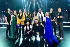 Rumänien: Die Ergebnisse des ersten Semifinales von Selecția Națională Dresses, Fashion, Vestidos, Moda, Fashion Styles, Dress, Dressers, Fashion Illustrations, Flower Girl Dress