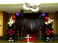 Mardi Gras Arch need an arch for your next even? Www.atlantaevents.biz