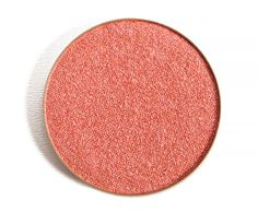 Make Up For Ever D750 Frosted Peach Artist Shadow Review & Swatches