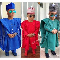 How cute is this little boy? What is your favorite outfit? #cutiepie #fashionista #stylish #Nigerianfashion #fashion #style #guineabrocade #Africanprint #colours #boysfashion #photography #fashionphotography #kidsfashion #sunglasses #cap #wristwatch #shoes dapper #handsome #model #poser #adorable #iwantone #awwww #details #red #blue #green