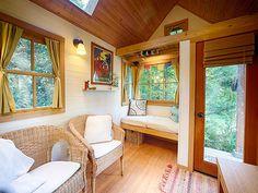 Pequeño Hogar Ideas de decoración - Casa Tiny Tumbleweed - Casa Hermosas