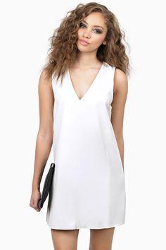 Sinner Or Saint Shift Dress at Tobi.com #shoptobi