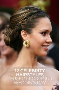 There's nothing quite like the red carpet for some serious bridal inspiration! We're sharing the most awe-worthy hairstyles that have graced Hollywood. Get inspired by all the luscious locks right here: http://www.colincowieweddings.com/articles/fashion-beauty/12-celebrity-hairstyles-perfect-for-your-wedding-day