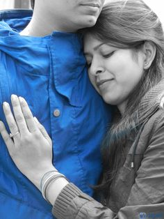 Selective Colour Blue 1 - Done some selective colouring photos lately  girl, portrait, beautiful, closeup, close, photography, indian, curly hairs, hairs, pretty, nikon, nikon d5200, filter, lightroom, best, lr, filter, snj9999