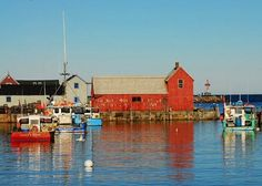 Rockport, Massachusetts.  Go to www.YourTravelVideos.com or just click on photo for home videos and much more on sites like this.
