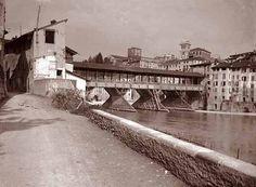 Il ponte in legno di Bassano del Grappa