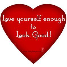Do you Love yourself enough..?