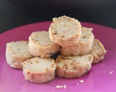 Pasteles de colores: Pastas de almendras - mantecados de Rascafría