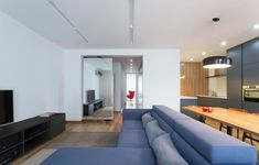 Comfort apartment by Lugerin Architects 01