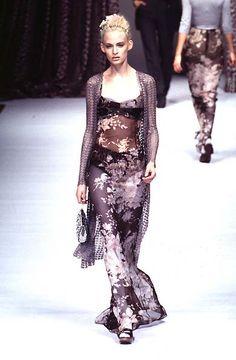 Dolce & Gabbana Spring 1997 RTW