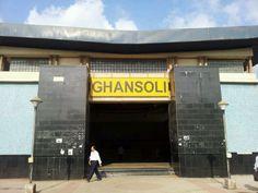 Ghansoli Railway Station