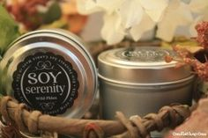 Serenity Candle Giveaway from Lost Island of Book Reviews (Ends 05/19) -- ENDED