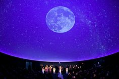 My dream wedding - planetarium