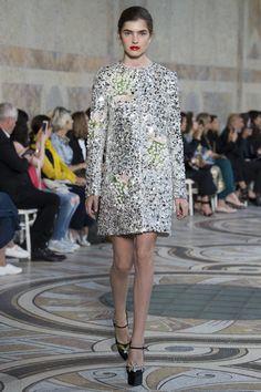Celebrate #Paris Haute Couture Fashion Week by remembering lavish looks past.