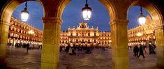 Salamanca, the city of thought and knowledge!   itinari