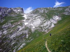 Les Cornettes de Bise 2432 m