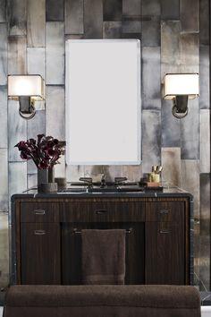 The Jeton collection from designer Bill Sofield #kallista | KALLISTA.com