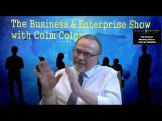 Awut Kulig from www.ie features on Business and Enterprise with Colm Colgan Business, Music, Youtube, Musica, Musik, Muziek, Store, Business Illustration, Music Activities
