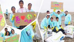 Limpieza de Playa Mamacona ¡Gracias Voluntarios!