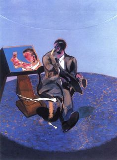 Francis Bacon - George Dyer. Their relationship was a torrid love affair that created great art but ended in tragedy.