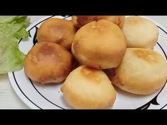 FRIED BUN RECIPE by coconut chutney - YouTube Coconut Chutney, Bun Recipe, South Indian Food, Custard, Indian Food Recipes, Fries, Bakery, Bread, Youtube