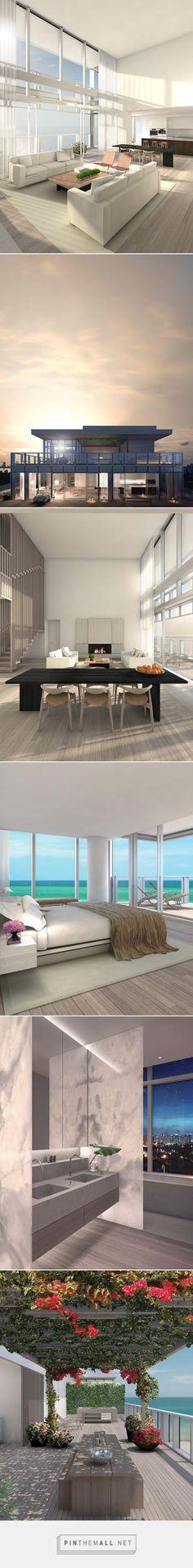 Miami Beach Edition Residences by John Pawson