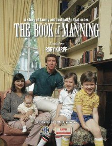 Cooper Manning Family