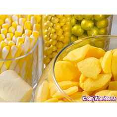 Yellow Candy Bar! #theme #sweet #ScotchStyle