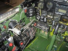 Looking for a pin of the P-47 Thunderbolt's Cockpit? Pin no further!