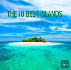 The 10 Best Islands In The World, According To TripAdvisor