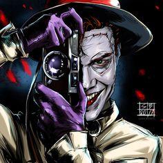 The Killing Joke,Joker,Джокер, Клоун-принц преступного мира,DC Comics,DC Universe, Вселенная ДиСи,фэндомы,Jerome Valeska,Gotham,Готэм,missesvandamn