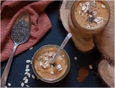 Bring-on-the-Fall Pumpkin Pie Smoothie